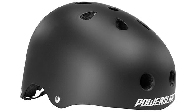 Accessories for Nordic Skating Safety gear Nordic Skating Helmet Allround Black by Powerslide