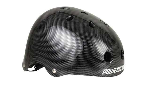 Accessories for Nordic Skating Safety gear Nordic Skating Helmet Allround carbondesign by Powerslide