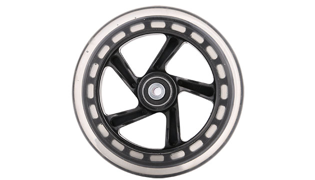 Replacement parts for Nordic Skates Skike FIX/LIFT/SPEED Parts Complete 125mm PU Wheel for v8 LIFT Cross & Speed