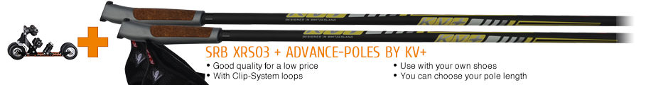 Good quality for a low price, with Clip-System loops, use with your own shoes, you can choose your pole length