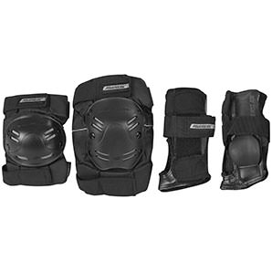 "Knee and Ellbow Protection Set ""Allround Protection"" by Powerslide"