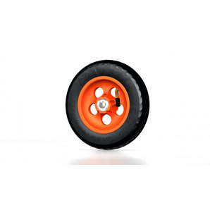 Wheel (mounted  -  incl. tire, rim, tube, ball bearing)  -  Skike Plus, Solo & Twin
